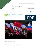 Gmail - [Nuovo Articolo] Russia 1, Ribaltatori Di Regime 0