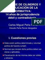 DR. CARLOS MIGUEL PEÑA PERRET