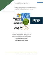 Teoría de Sistemas operativos