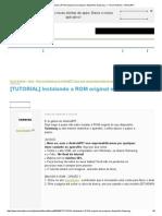 [TUTORIAL] Instalando a ROM original em qualquer dispositivo Samsung — Fórum Android - AndroidPIT