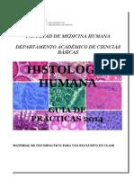 Guia de Practica Histologia Usnmp 2014