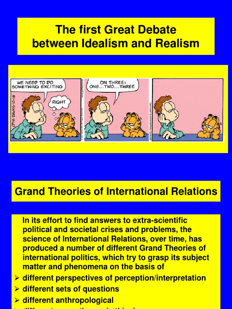 GD | Política internacional | International Relations