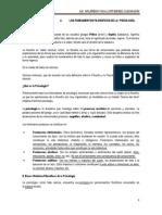 FILOSOFÍA  y PSICOLOGÍA- Separata