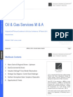Lincoln Crowne Excellence in Oil & Gas M&a 120314Fnl