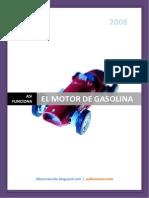 ASÍ FUNCIONA EL MOTOR DE GASOLINA