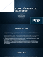 Salud e los jóvenes de Ecatepec