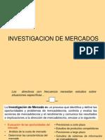Capitulo Ix (Investigacion de Mercados)