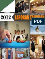 Laporan Tahunan Kolej Komuniti Langkawi 2012