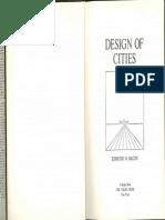 Design of Cities