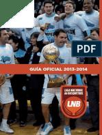 AdC - Guía LNB 2013-14