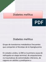 Diabetes Milletus