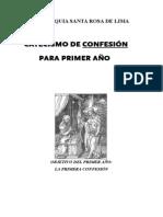 Catecismo para la confesión