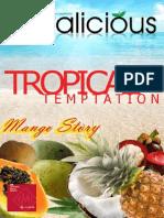 Flavalicious 29 - Tropical Temptation - January - March 2012