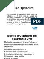 Medicina Hiperbarica Proyecto 1
