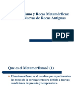 08 - Rocas Metamórficas