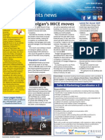 Business Events News for Wed 19 Mar 2014 - Wolgan\'s MICE moves, MEA Academy funding, Desiring the Biennale, Lowe for Accor SOP and much more