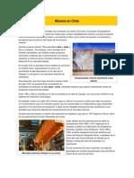 Minería en Chile.docx