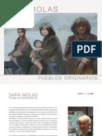 Pueblos Originarios. Sara Molas