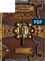 Guide de Conversion 3.5