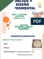 Analisis y Diseno Experimental Electiva Octubre 5 2010