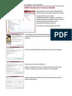 Manual de Instalacion Siscole 6.0.1