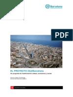 Plan 22 Barcelona