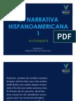 Narrativa hispanoamericana 1