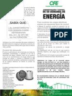 Administracion y Control de Su Demanda de Energia