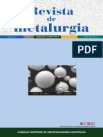 Revista de Metalurgia. Vol. 47. Nro. 5