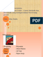 Resensi Novel Sang Penari,Powerrr