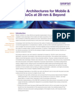 Dcs Scaling Adc Architectures Mobile-multimedia 28-Nm Wp