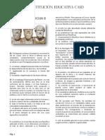 Filosofia Antigua II - Prueba Casd