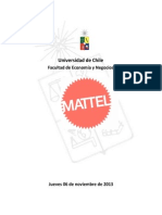 Informe 6 Mattel
