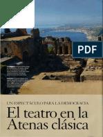 Teatro de La Antigua Grecia