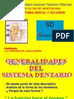 1 Sistema Dentario