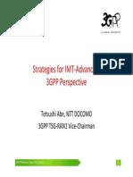 3GPP LTE-Advanced (India)