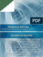 Asist. Remota y Config Server