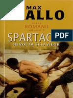 Max Gallo - Spartacus, Revolta Sclavilor [Ibuc.info]