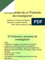 Elementos Del Protocolo