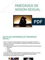 Enfermedades de Transmision Sexual