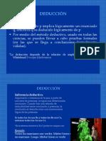 5. DEDUCCIÓN E INDUCCIÓN