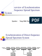 Direct-Sequence Spread-Spectrum Parallel Acquisition in a Fading Mobile Channel