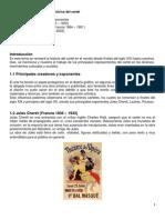 Lectura Historia Del Cartel 1