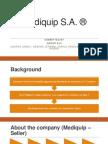 Meidquip Slides