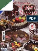 04. Artesanías en papel de diario - Español - JPR504