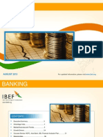 Banking August 2013