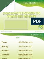 Flavonoid Pada Teh