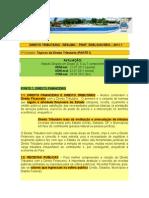 MATERIAL DE APOIO DE DIREITOTRIBUTÁRIO  2011.1  1a e 2a  UNIDADES
