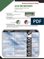 Battery Freshness Guide