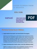 Edu Pantang Larang Kaum Di Malaysia